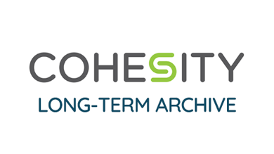 cohesity-long-term-archive