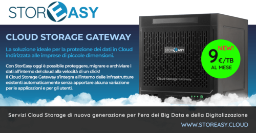 StorEasy Cloud Storage Gateway