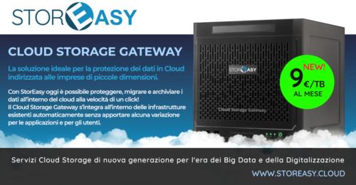 StorEasy Cloud Storage Gateway